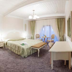 Отель «Alean Family Resort & Spa Biarritz», Геленджик